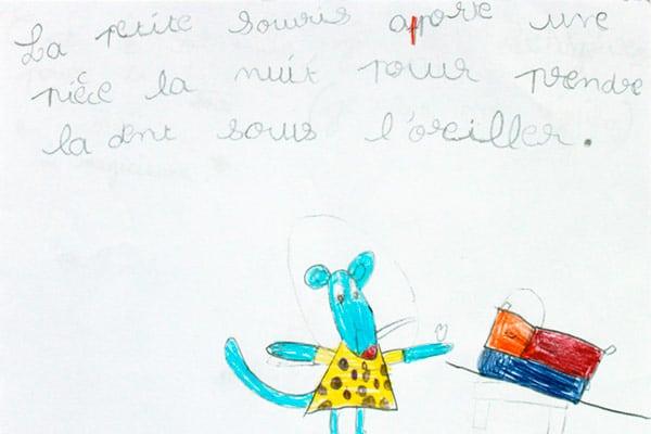 Lettre à la petite souris