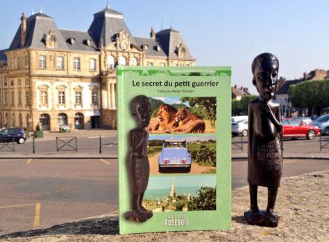 Une histoire pour enfants qui se déroule à Autun