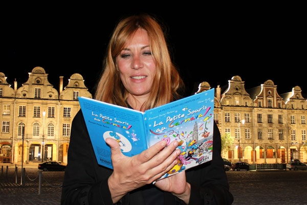 Mathilde Seigner à Arras