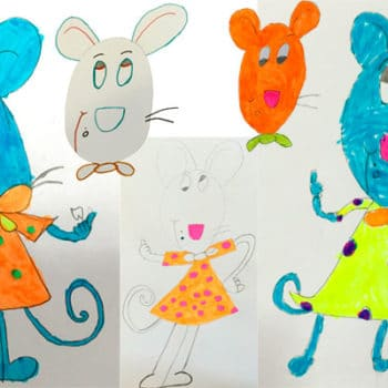 Les enfants ont bien dessiné