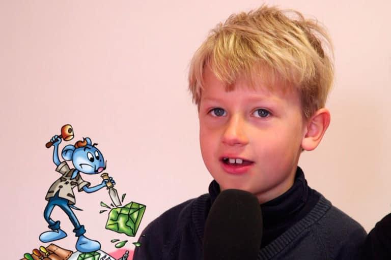 Enfants critiques littéraires