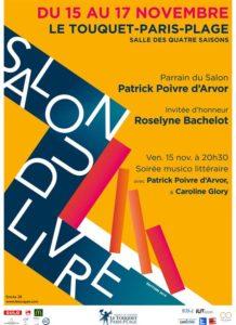 Salon du livre du Touquet 2019