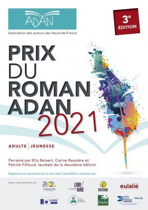Prix du roman jeunesse ADAN 2021