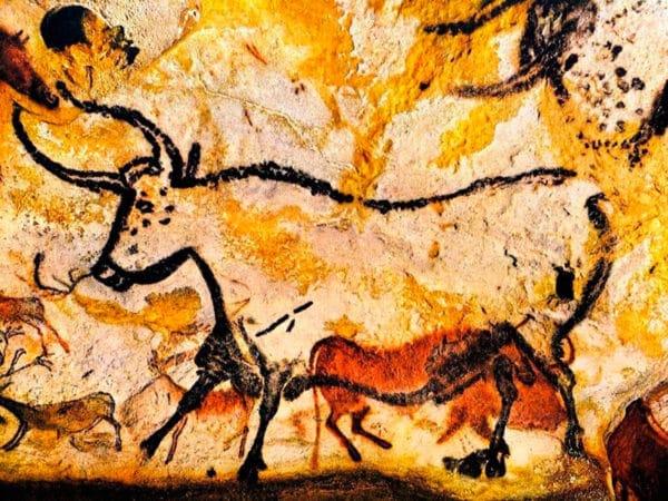 Fresque de la grotte de Lascaux