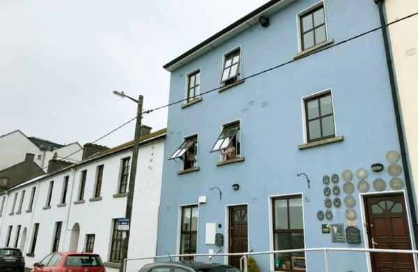 Maison du clip Galway girl