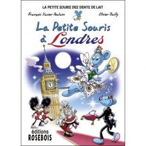 Livre pour enfants : La Petite Souris à Londres
